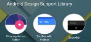google io 2105 - matrial design support library